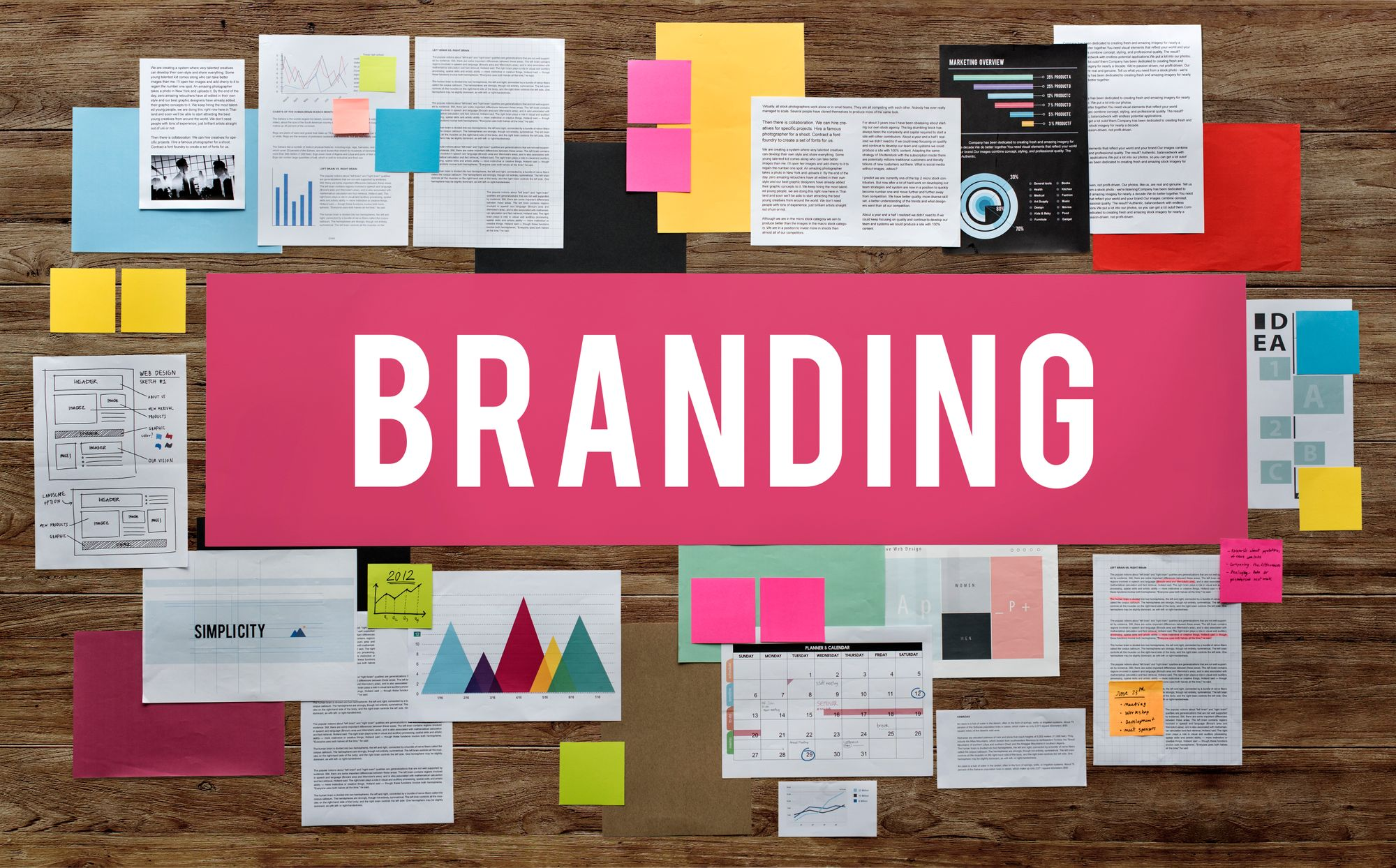Four Branding Tips For Small Businesses
